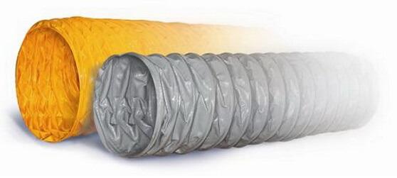 Вентиляционные трубы из полиэфирной ткани