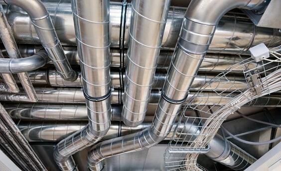 Воздуховод из стали