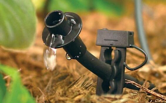 Капельный полив на своем участке