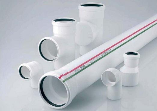 Пластиковые (ПВХ) трубы