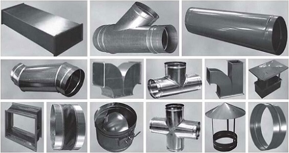 Трубы из оцинкованной стали