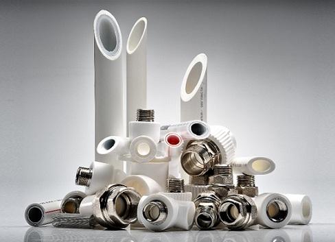 Элементы запорной арматуры для полипропиленового трубопровода от компании Promvalve