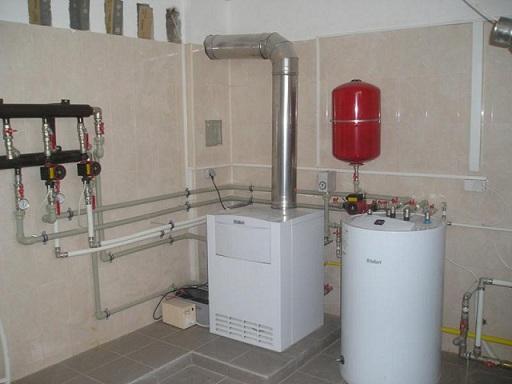 Газовая подводка частного дома