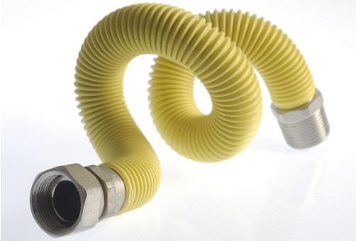 Сильфонная подводка для газа