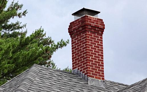 Кирпичный дымоход для дома