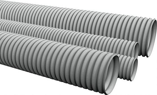 Гофрированные трубы из ПВХ