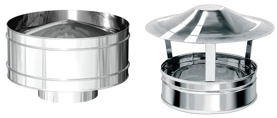 Дефлектор на дымоход котел газовый труба сэндвич для дымохода купить в иркутске