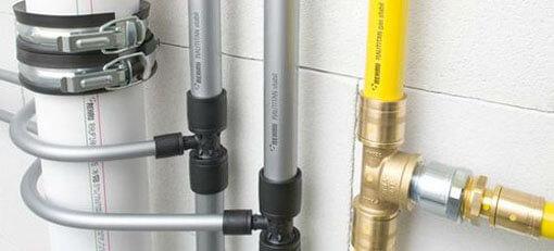 Металлопластиковые трубы для газа и водоснабжения