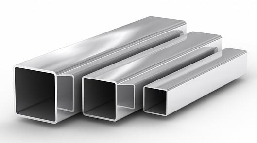 Профильные трубы из алюминия