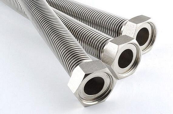 Гофрированные трубы из стали