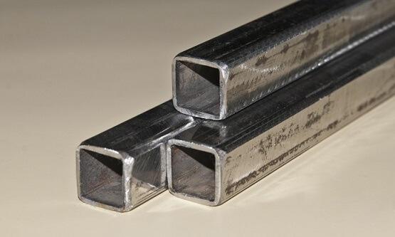 Квартатные трубы из стали