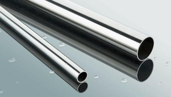 Металлические водопроводные трубы