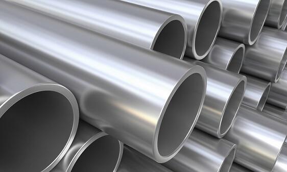 Металлические трубы для водоснабжения