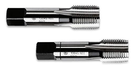 Метчики для трубной цилиндрической резьбы
