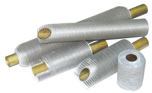 Оребренные биметаллические трубы