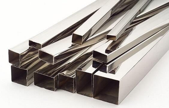 Оцинкованные квадратные стальные трубы
