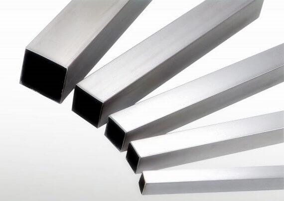 Профильные трубы квадратного сечения
