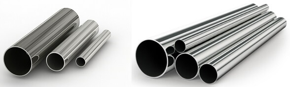 Трубы из стали