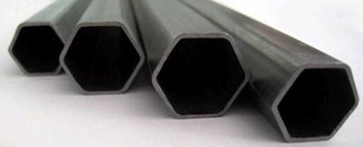 Шестигранные стальные трубы