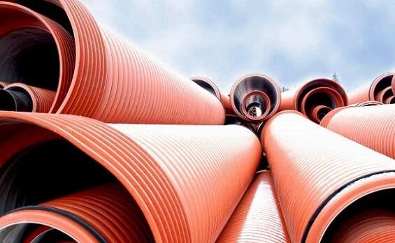 Гофрированные трубы наружной канализации