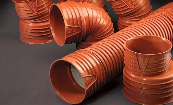Трубы Wavin для наружной канализации