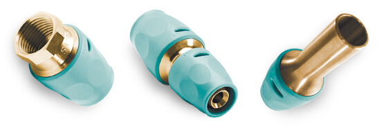 Фитинги для металлопластиковых труб