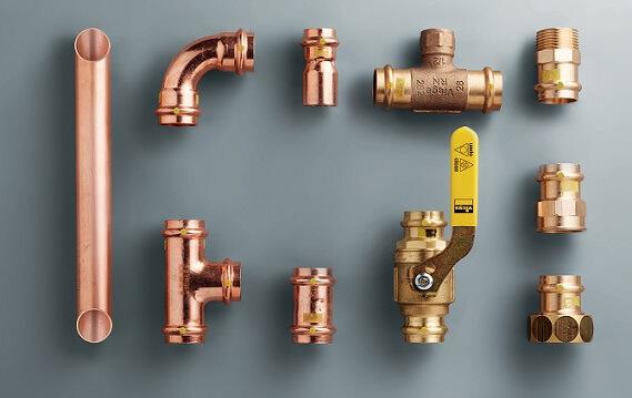 Медные трубы для газопровода