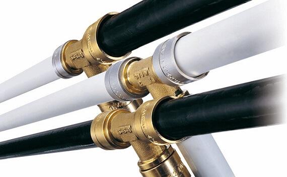 Металлопалстиковые трубы для водопровода