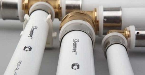 Металлополимерный трубопровод