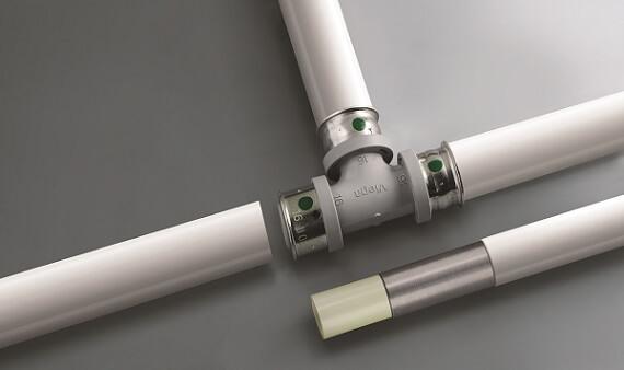 Трубы из металлопалстика для водопровода
