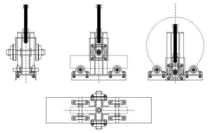 Трубогиб профильных труб: принцип работы, устройство