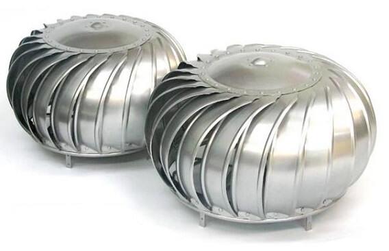 Вентиляционные дефлекторы