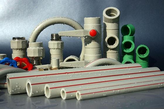 Трубы для отопления из полипропилена