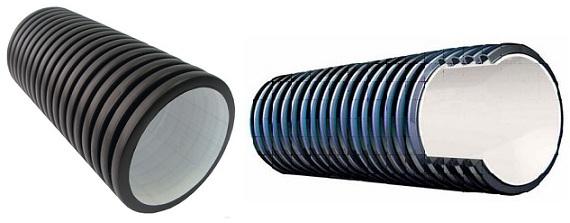 Гофрированные трубы Корсис