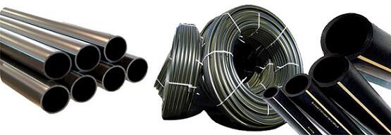 Трубы из пластика низкого давления