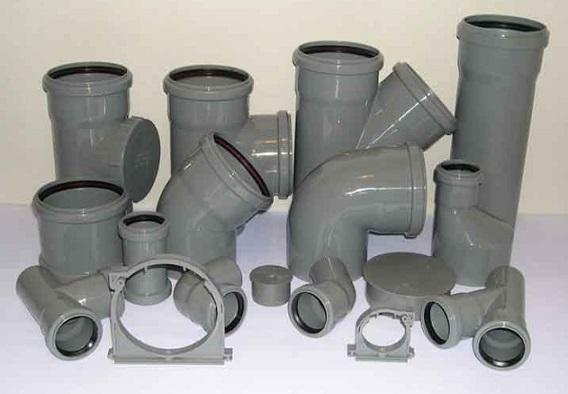 Фитинги ПВХ для внутренней канализации