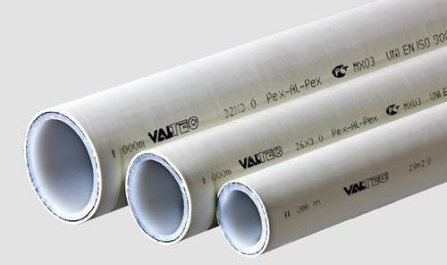 Металлопластиковые трубы для водопровода