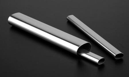Овальные стальные трубы