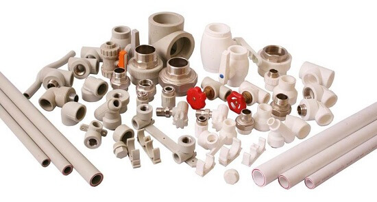 Пластиковые трубы и фитинги для водопровода