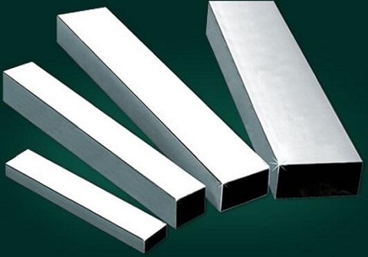 Прямоугольные трубы из стали