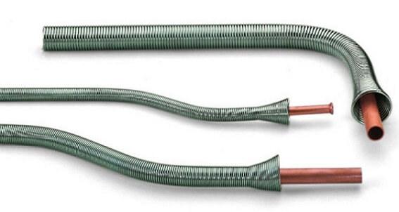 Пружины для гибки медных труб