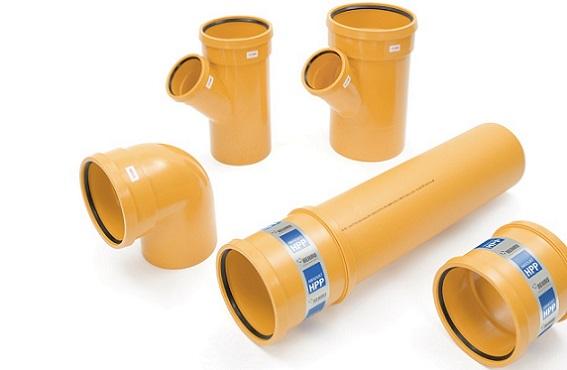 Трубы Rehau для наружной канализации