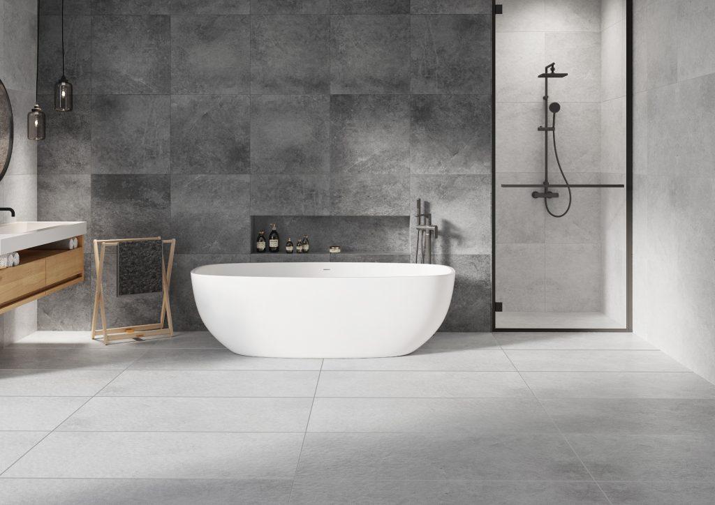 Выбор плитки для вашей ванной